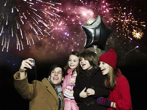 Family Friendly New Years Eve Events Near Washington DC