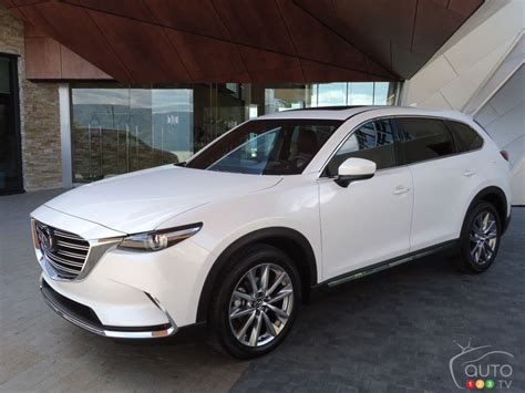 Mazda Cx9 2018 Redesign Autos Post