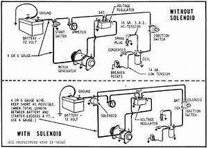 Delco Starter Generator Wiring Diagram Diagrams Schematics At