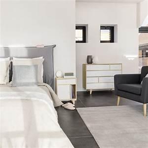 Tete De Lit Maison Du Monde : t te de lit 140 houssable soft maisons du monde ~ Melissatoandfro.com Idées de Décoration