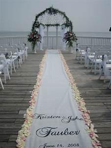outdoor wedding aisle 26 happyweddcom With outdoor wedding aisle decor