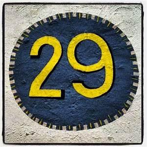 Number 29 | 29 | Pinterest