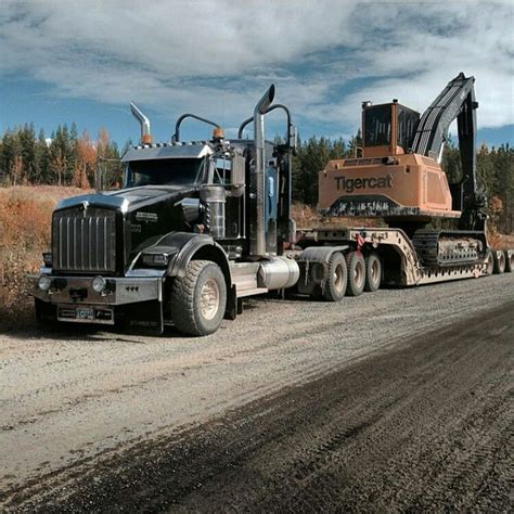kenworth heavy 966 best kenworth images on pinterest
