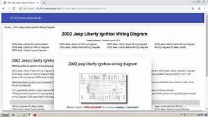 2003 Jeep Liberty Radio Wiring Diagram