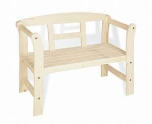 Kinder Gartenbank Holz : kinder gartenbank ~ Whattoseeinmadrid.com Haus und Dekorationen