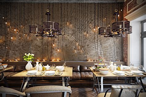 Stunning Restaurant Interior Design View06 Hupehome