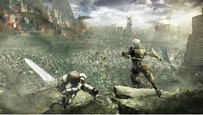 Fantasy Hero Battle Rpg War Army Heroes