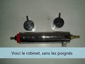 Comment Démonter Un Robinet : d montage de robinet thermostatique chavonet youtube ~ Dallasstarsshop.com Idées de Décoration