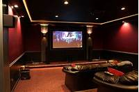 home theater design ideas Home Theater Ideas for Simple Application - HomeStyleDiary.com
