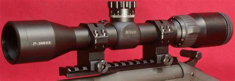 Nikon P300 Rifle Gallery