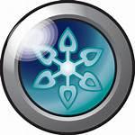 Element Symbol Icon Lrffxiii Ice Eis Fire