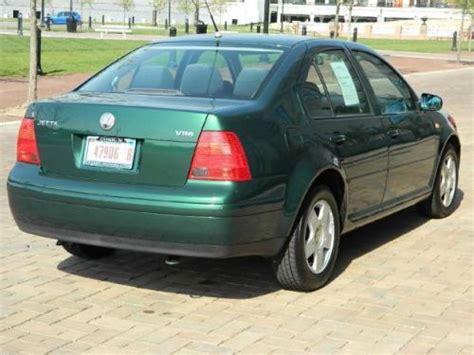 Buy Used 1999 Volkswagen Jetta New Gls Vr6 In 508 W Carmel