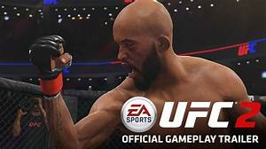 EA Sports UFC 2 Gameplay Trailer and Release Date Revealed