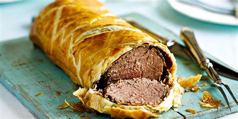 Beef Wellington With Truffle Madeira Sauce Recipe