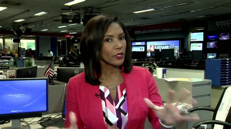 Kimberly Gill Replaces Carmen Harlan On Wdiv's Evening