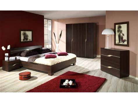 couleur tendance chambre adulte photo déco chambre adulte wengé