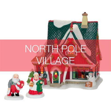 department 56 villages modern display