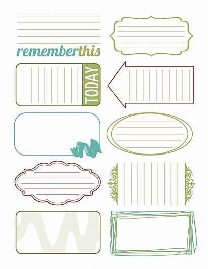 Journaling Spots Keepsakes Creating Printable Journal Scrapbook