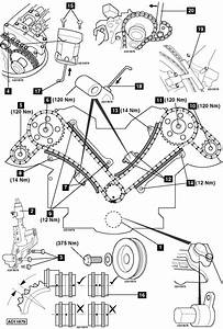 how to replace timing chains on jaguar xj8 40 sport v8 With jaguar engine tools