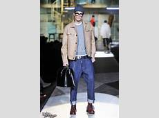 DSQUARED2 FALL WINTER 2014 MEN'S COLLECTION The Skinny Beep