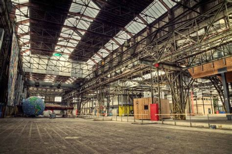 NDSM Werf: Amsterdam's New Creative Hotspot