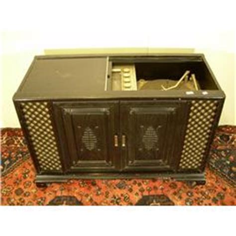 magnavox record player cabinet magnavox astro sonic vintage console record player in
