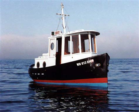 Tug Boat Drive by Wooden Mini Tugboat Plans Studio Design Gallery