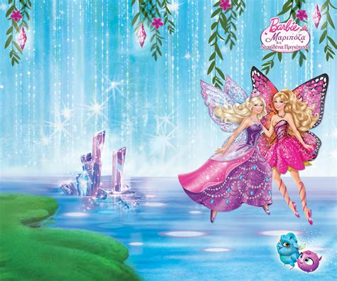 Barbie-mariposa-and-the-fairy-princess-wallpaper-barbie