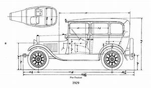 U00bb Ford Model A Body Dimensions  U00bb Motor Mayhem