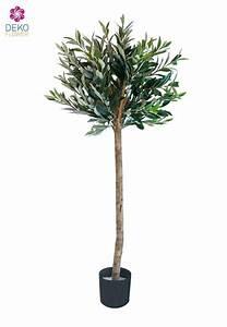 Baum Im Topf : k nstlicher oliven baum im topf ~ Michelbontemps.com Haus und Dekorationen