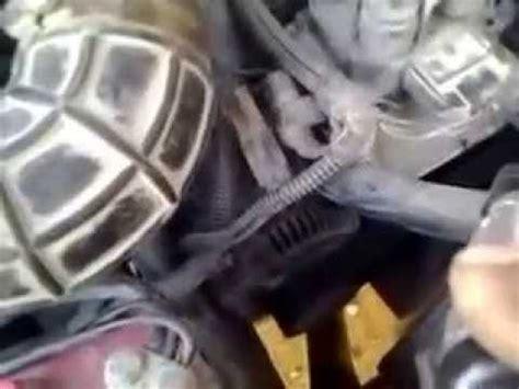 falla intermitente se apaga manejando de ford ranger mod