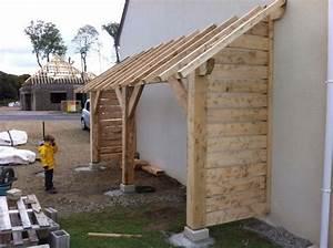 Cout Construction Maison Soi Meme : les 25 meilleures id es concernant abri bois sur pinterest ~ Premium-room.com Idées de Décoration