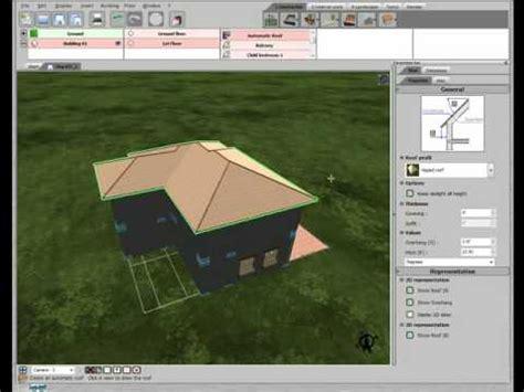 home design  livecad tutorials  roof youtube