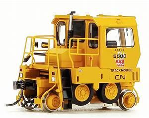 6004 Cn Trackmobile  Dcc Version  Ho