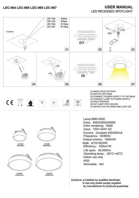 Factory Direct Sale High Brightness Residential/commercial