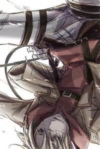 Attack On Titan Hetalia Crossover America