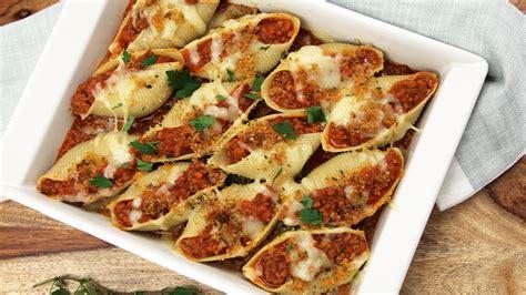 recipe stuffed shells cbc life