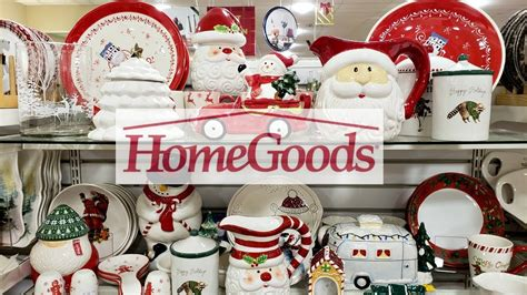 Homegoods Decor: SHOP WITH ME HOMEGOODS KITCHEN DECOR CHRISTMAS 2018