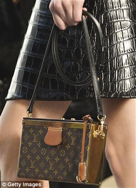 louis vuitton unveil petite malle bag  paris fashion