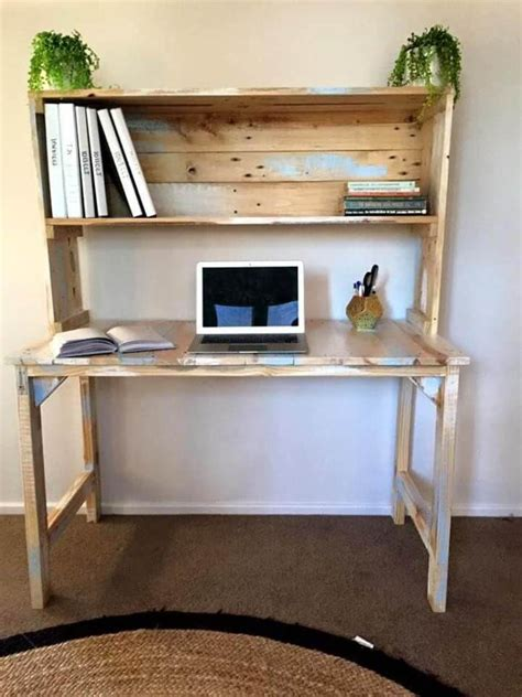 desk add on shelf 25 creative diy computer desk plans you can build today