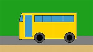 How To Draw School bus | Drawing and coloring step by step ...
