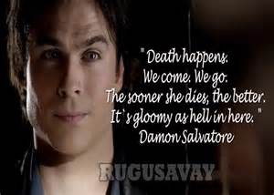 damon salvatore quotes with pictures