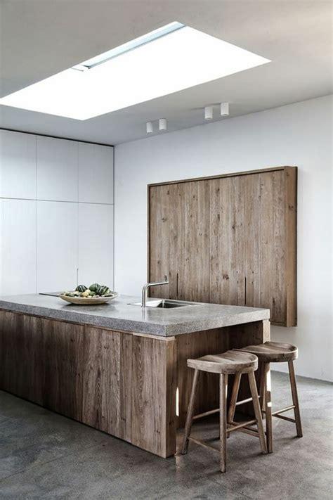 photo de cuisine avec ilot la cuisine équipée avec îlot central 66 idées en photos