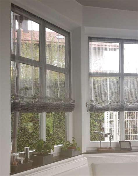 Sichtschutz Fenster Faltrollo by Sichtschutz Mit Cooler Raffrollo Attrappe Nasha Ambrosch
