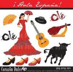 spanish graphics images spanish clip art