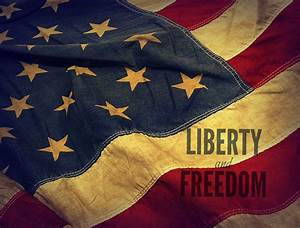 Liberty and Freedom | THE RIVER WALK