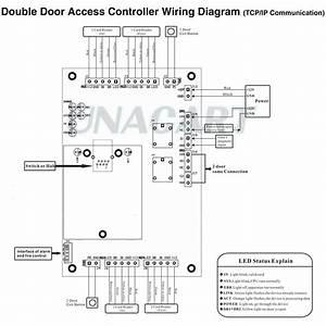 Card Reader Wiring Diagram
