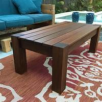 build a coffee table Latest Build Patio Coffee Table Out Of Ipe Woodworking A ...