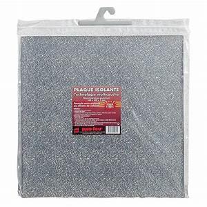 Plaque Archi Leroy Merlin : plaque isolante pour hotte en fibre de roche et aluminium ~ Zukunftsfamilie.com Idées de Décoration