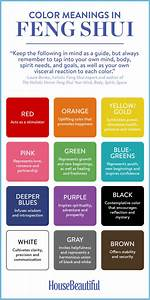 1000 images about feng shui color therapy on pinterest for Feng shui colors and its meaning